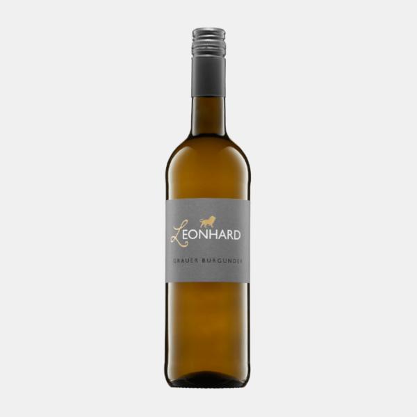 Grauer Burgunder - Weingut Leonhard