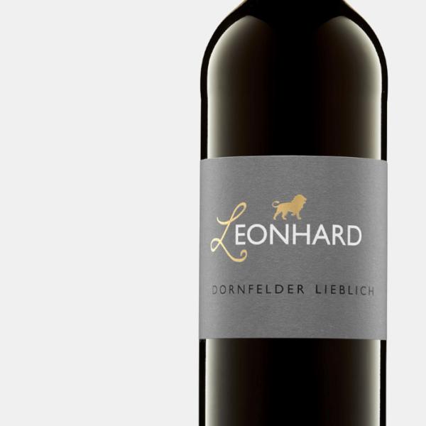 Dornfelder lieblich - Weingut Leonhard