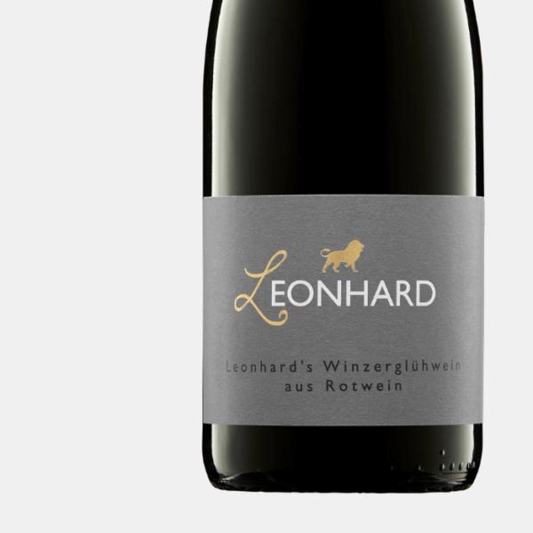 Winzerglühwein rot - Weingut Leonhard