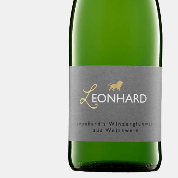 Winzerglühwein weiß - Weingut Leonhard