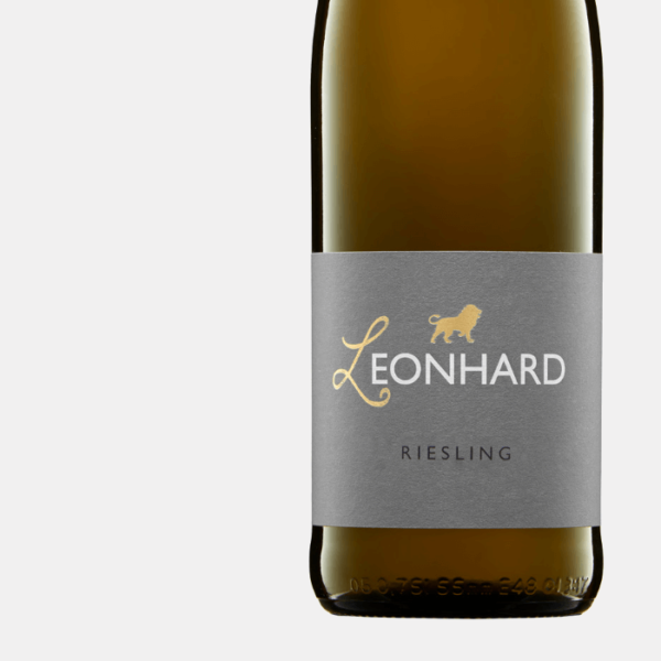 Riesling trocken - Weingut Leonhard